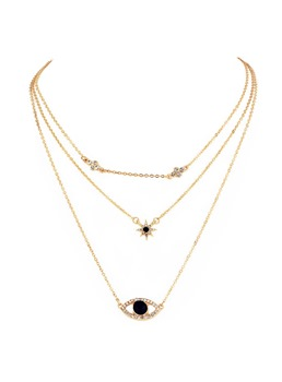 Devil Eye Necklace