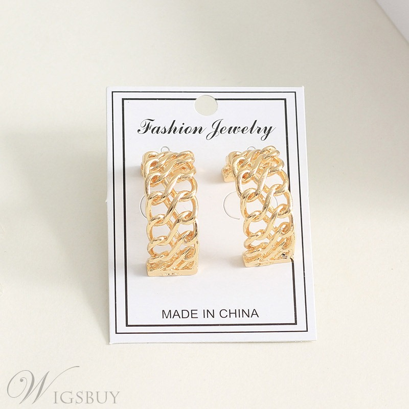 2019 Fashion New Style Hollow Out Earrings