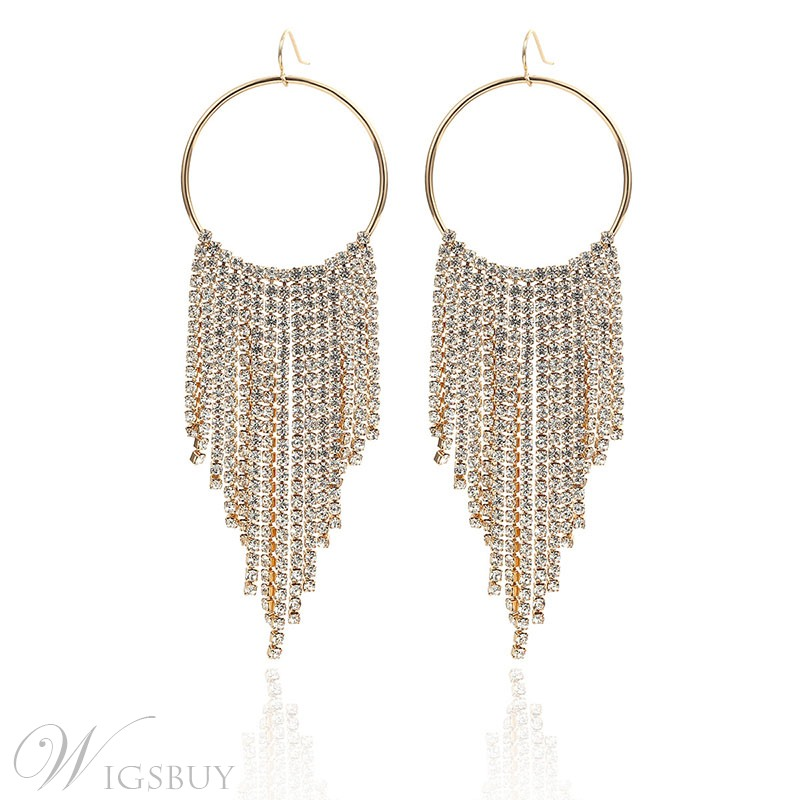 Sexy Women Tassel Earring