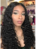 Sexy Water Wave Layer Synthetic Hair Capless Wigs 26 Inches