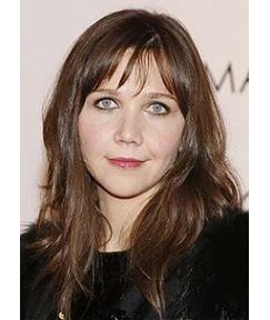 Maggie Gyllenhaal Sexy Middle Length Layer Synthetic Hair Capless Wigs 22 Inches