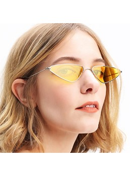 Cat Eye Colored Glasses For Women