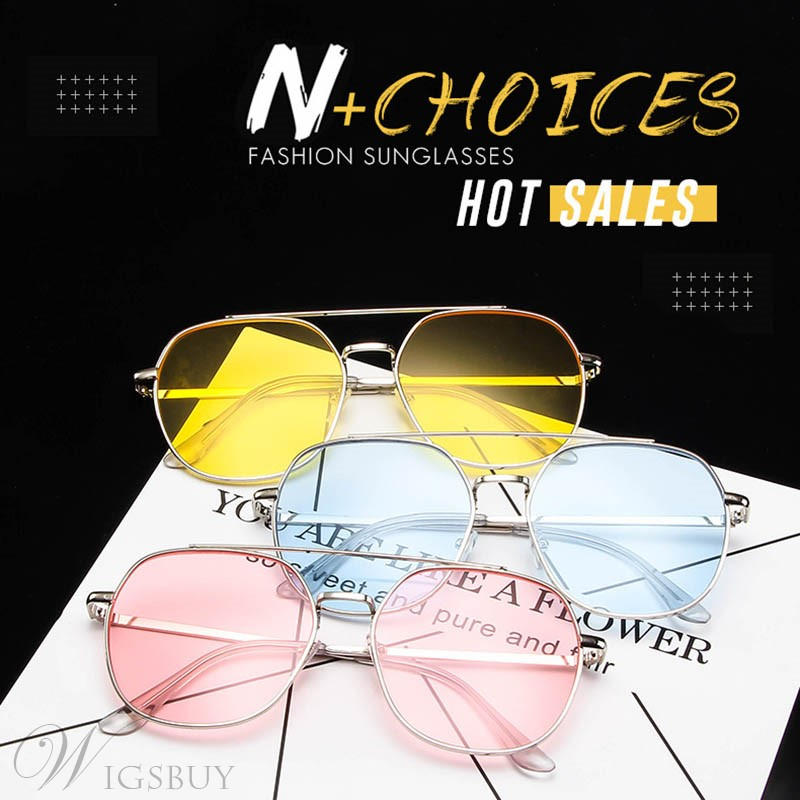 Fashion Summer Glasses For Women