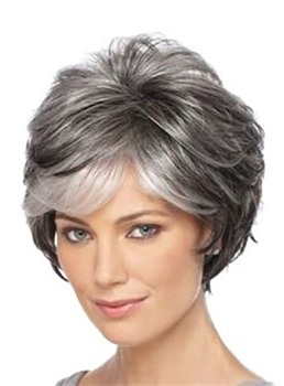Short Straight Wigs Women Lace Front Wigs Natural Looking Heat Resistant Synthetic Wig 14inch