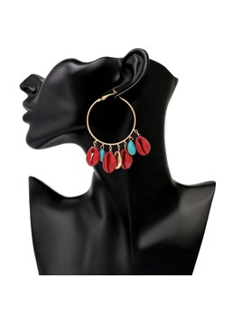 Fashion New Style Alloy Earrings