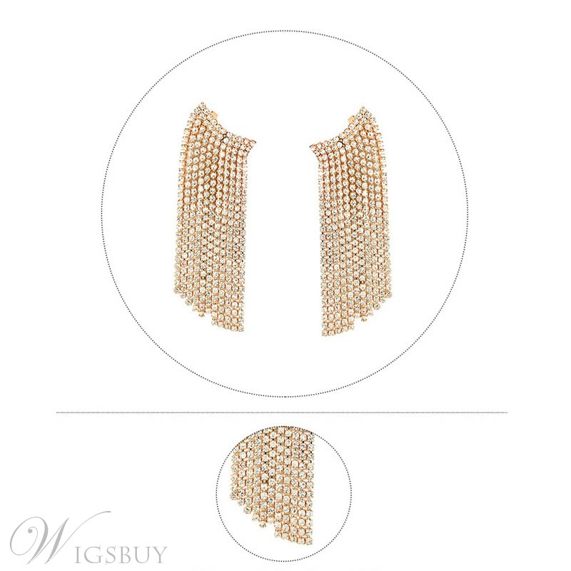 Dimante Luxury Women Earrings