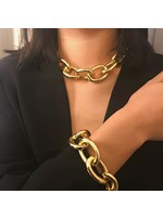 Chain Punk Retro Alloy Necklace
