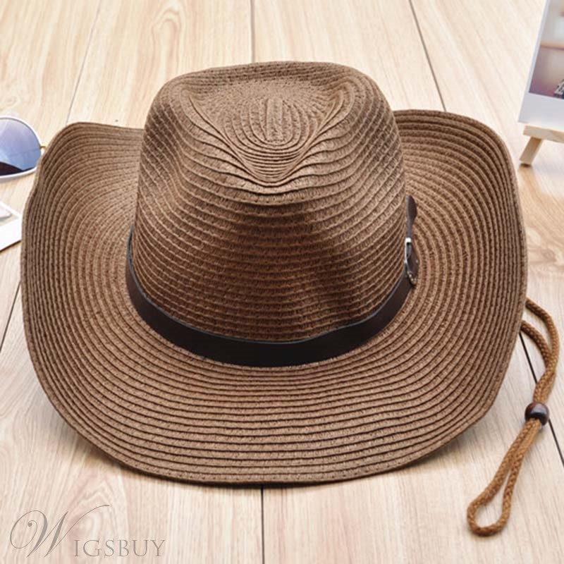 Summer Seaside Straw Woven Sun Hat
