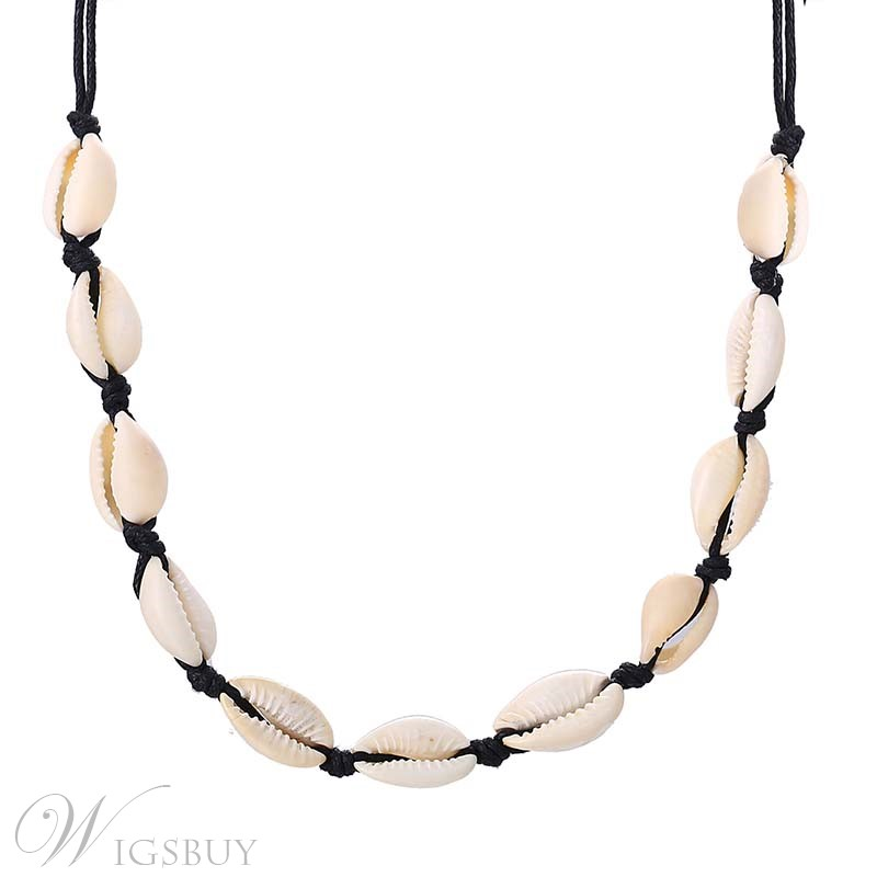 Conch Choker Necklace