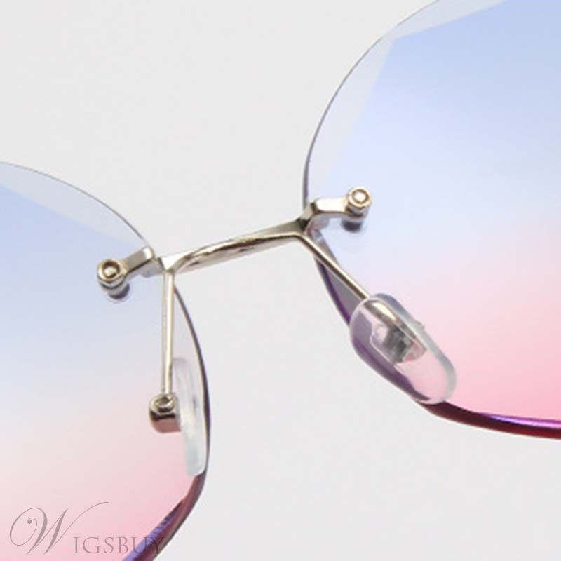 Ocean Glasses Two-Color Sunglasses