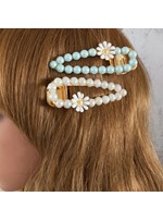 Beads Floral Hair Pin Hair Accessories