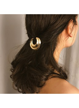 Star Golden Hair Accessories
