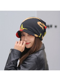2019 New Style Fashion Autumn Printing Cap