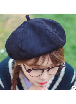 2019 New Style Fashion Autumn Octagonal Cap