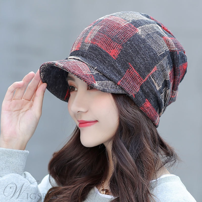2019 New Style Fashion Autumn Warm Cap