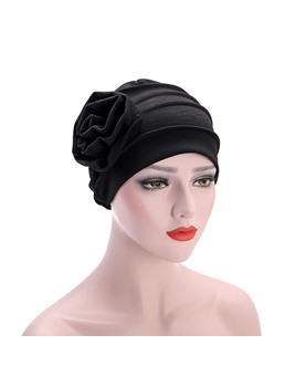 Flower Turban For Women