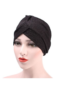 Fashion Shining Turban For Women