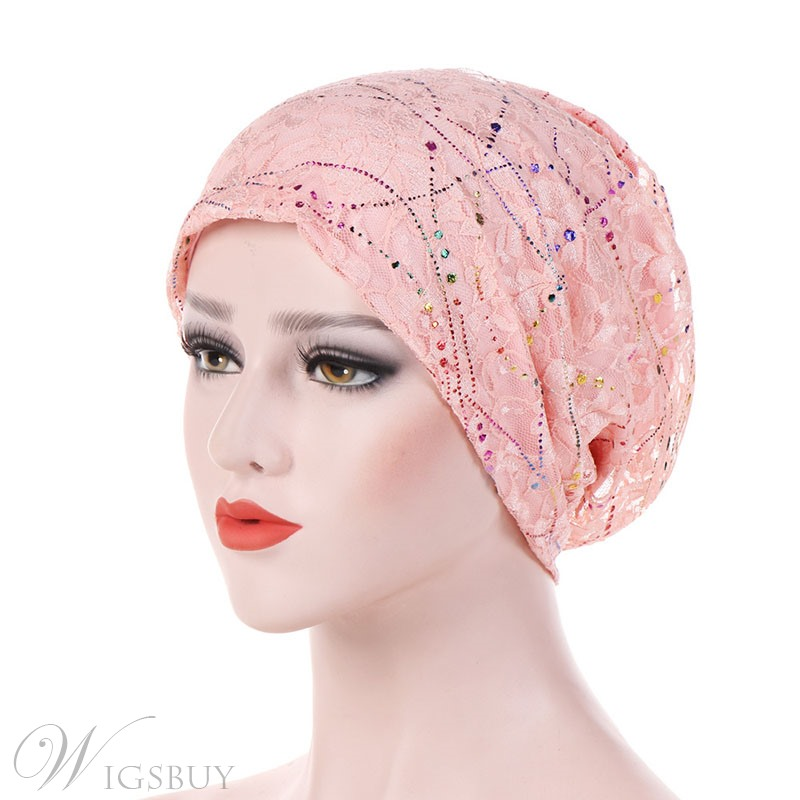 Paillette Turban For Women