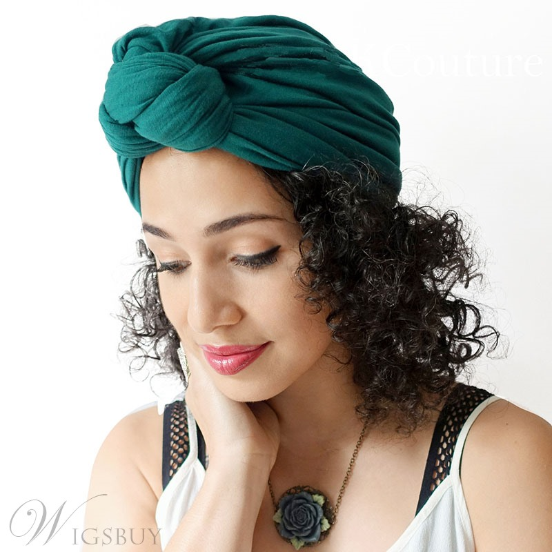 Simple Knit Fashion Turban For Women