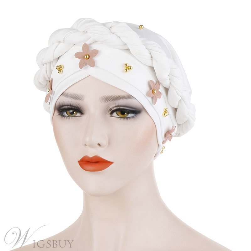 Fashion Floral Turban For Women