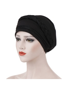 Double Colour Turban For Women