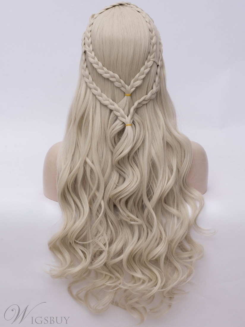 Game Of Thrones Cosplay Wig Synthetic Hair Wig 30 Inches