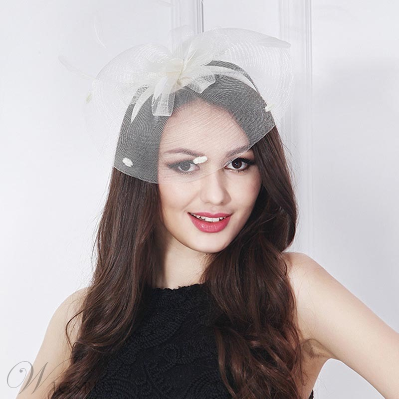 Women/Ladies Romantic Handmade Cloth Head Flower Hair Accessories
