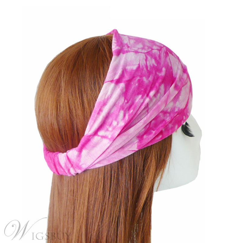 Euroamerica Style Hairband Turban For Women