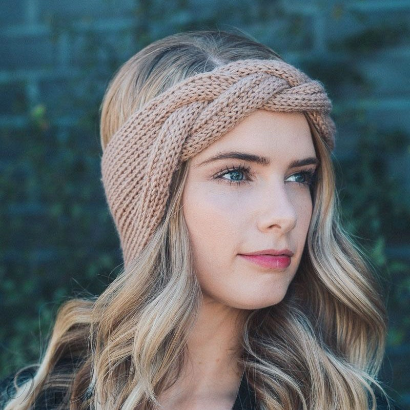 Plain Pattern Cotton Turban