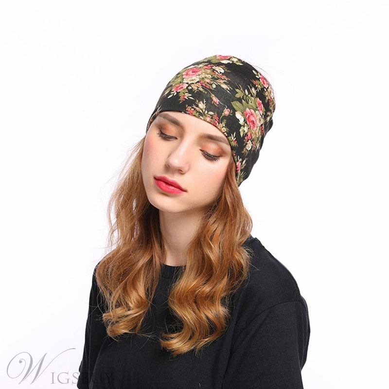 Women's Ethnic Style Floral Pattern Cloth Headband Hairband Wedding Party Gifts