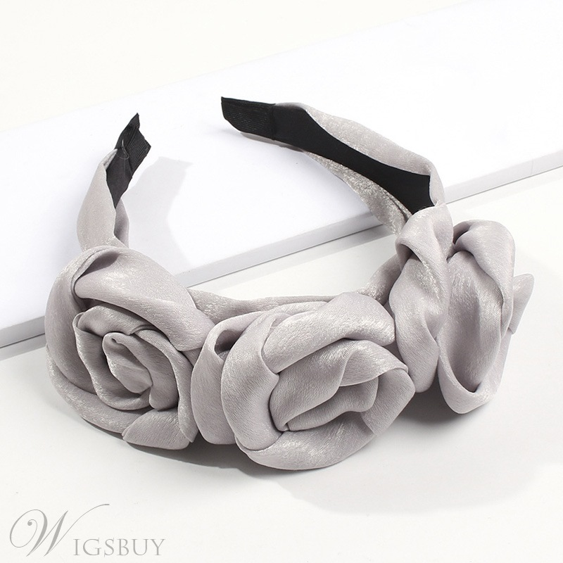 Wedding/Party Women's Sweet Style Handmade Cloth Material Hairband