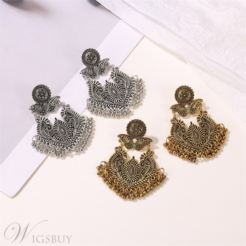 Vintage Women's Alloy Geometric E-Plating Drop Earrings For Prom/Anniversary/Wedding/Party/Birthday/Gift/Holiday