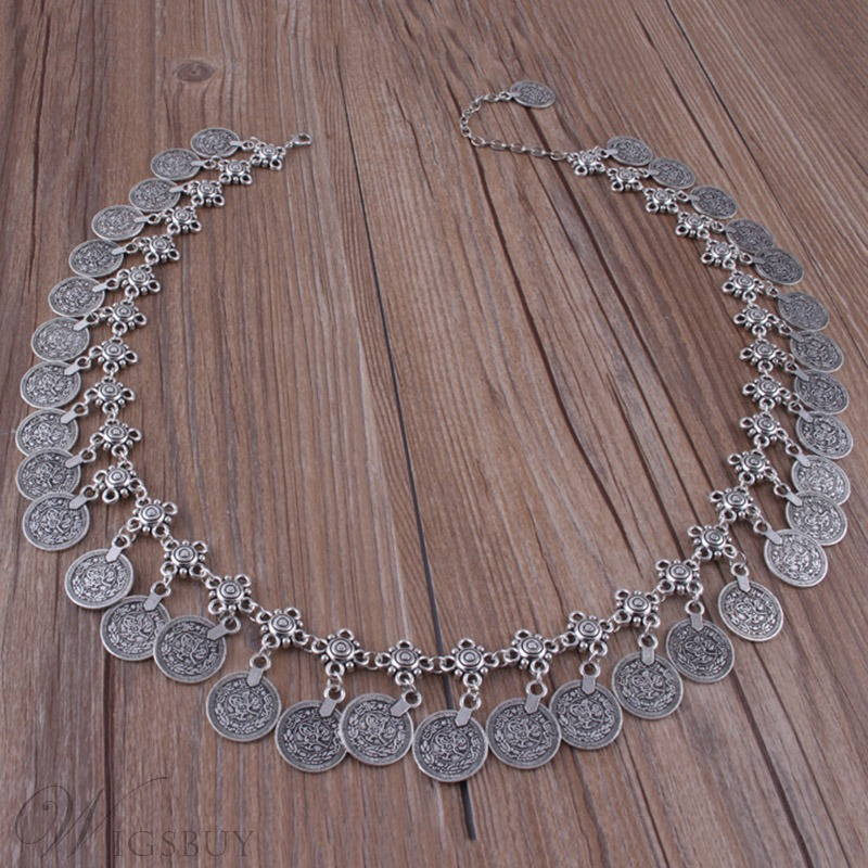 Vintage Style AlloyPendant Necklace For Women