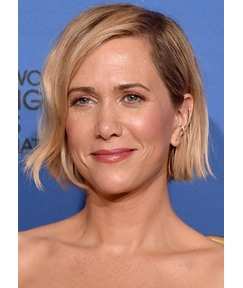 Short Haircuts for Long Face Style Women's Side Part Bob Natural Straight Synthetic Hair Capless Wigs 12Inch