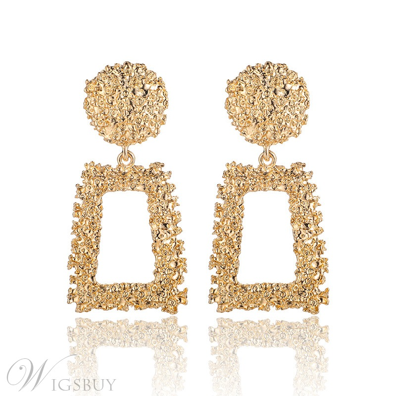Women/Ladies Adult Vintage Style E-Plating Technic Alloy Material Drop Earrings For Prom/Anniversary/Wedding/Party/Birthday/Gift/Holiday