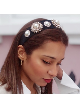 Vintage Style Women's Hairband Hair Accessories