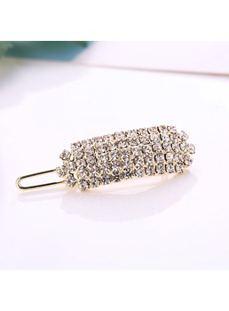 Women's Rhinestone Barrette Hair Accessories