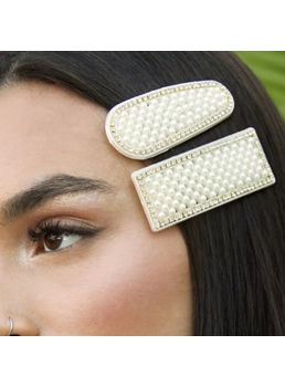 Women's Geometric Pattern Barrette Hair Accessories