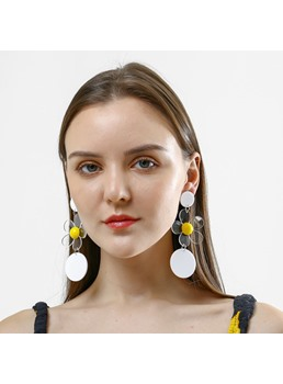 Sweet Style Women/Ladies Acrylic Material Drop Earrings For Prom/Anniversary/Wedding/Party/Birthday/Gift/Holiday