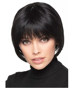 Short Straight Bob Hairstyle Human Hair Wig 10Inches