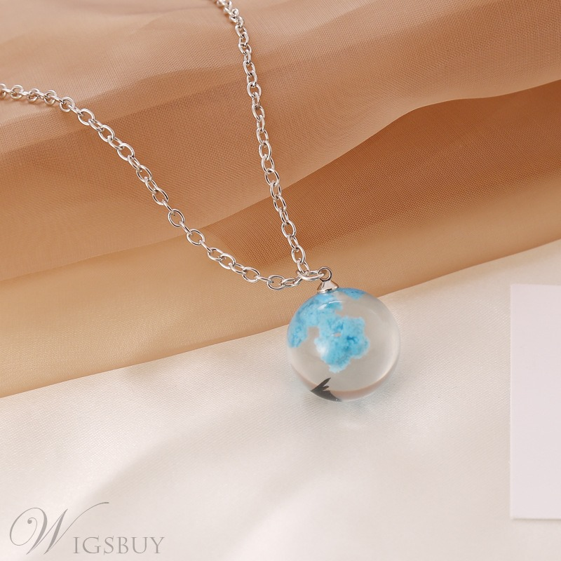 Adult Lady/Women's Sweet Style Link Chain Type Pendant Necklace For Prom/Anniversary/Wedding/Party/Birthday/Gift/Holiday
