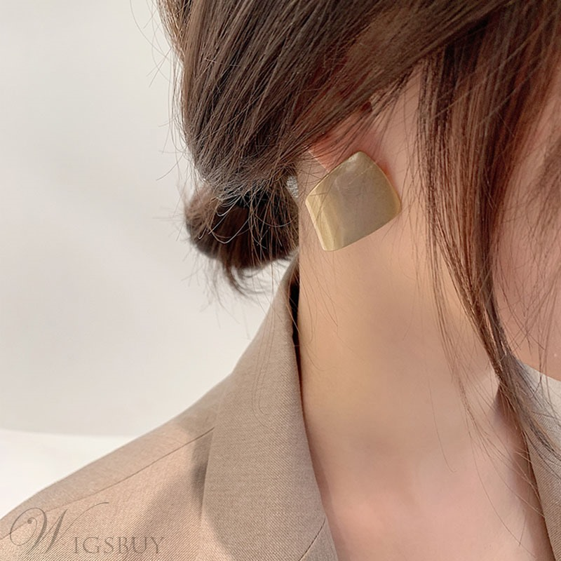Korean Style Lady/Women's Stud Earrings For Party/Holiday