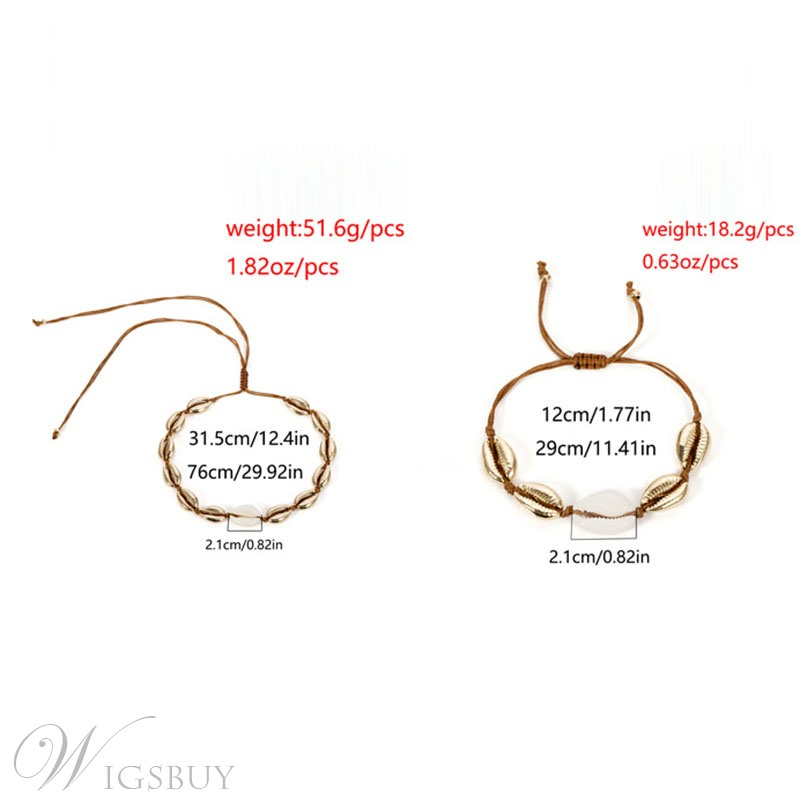 Anniversary/Wedding/Party/Birthday/Gift/Holiday Women's European Style Alloy Material E-Plating Technic Nacklace With Bracelet