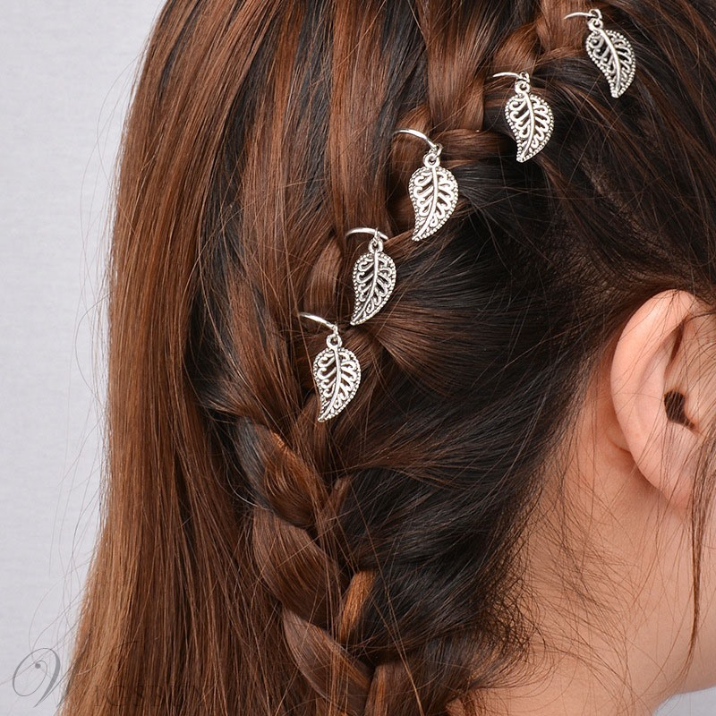 European Style Women's Adult Alloy E-Plating Technic Head Flower For Wedding Pary Anniversary