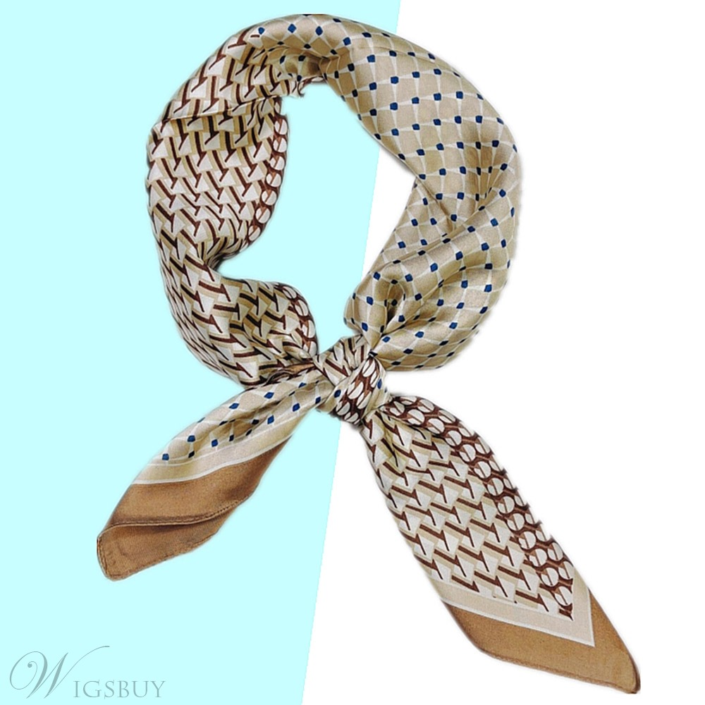 Adult Lady/Women's Polka Dots/Color Block Pattern Headband Hair Accessories For Prom/Sports