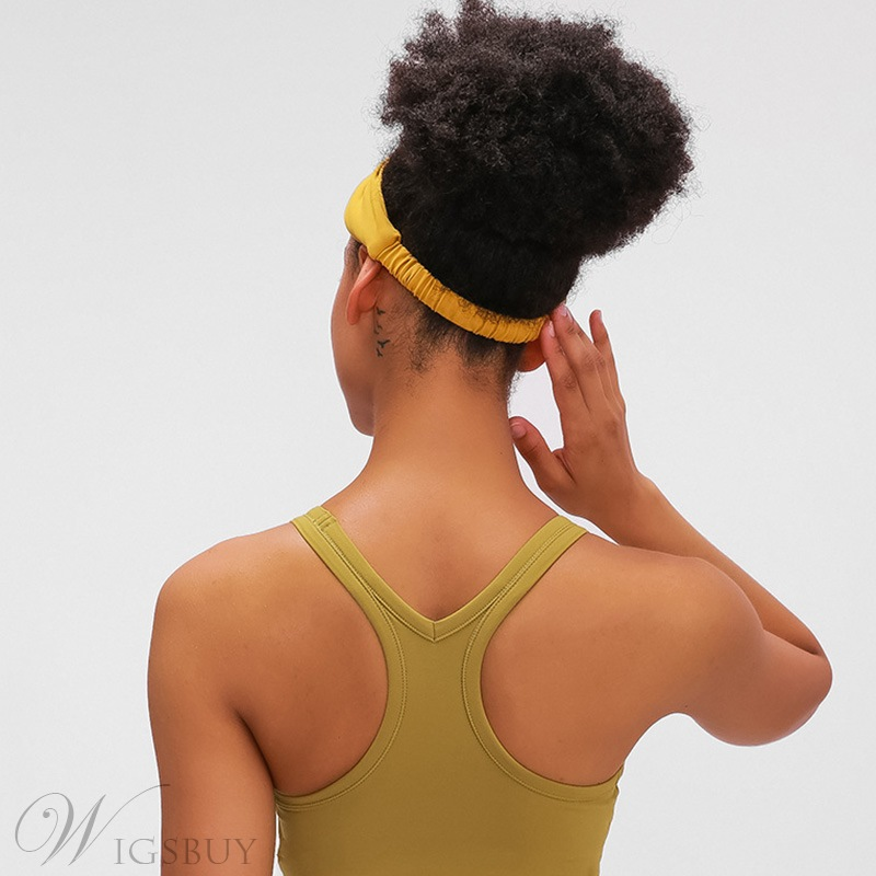 Women's Sports Style Constellation Plain Pattern Headband