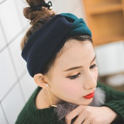 Korean Style Adult Women/Ladies Bowknot Pattern Hair Band Accessories for Wedding Korean Style Adult Women/Ladies Bowknot Pattern Hair Band Accessories for Wedding