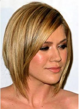 Women's Short Shaggy Hairstyles Natural Straight Synthetic Hair Capless Wigs 10Inch