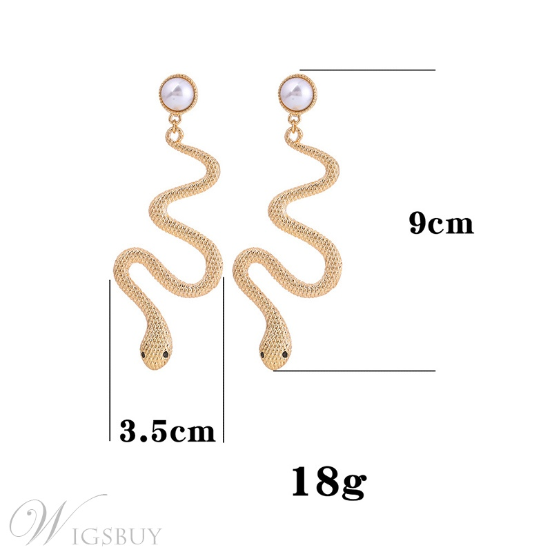 Adult Lady/Women's Animal Pattern E-Plating Technic Alloy Drop Earrings