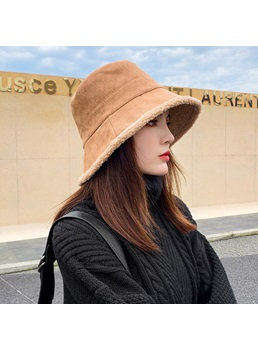 Spring/Fall/Winter Korean Style Women's Fashion Plain Hats